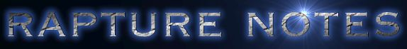 rapture notes banner